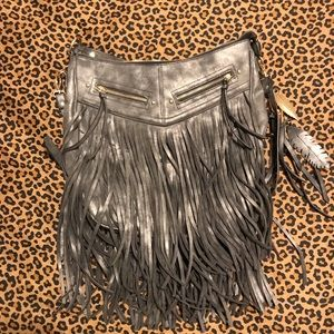 Aldo Fringe Bag Purse